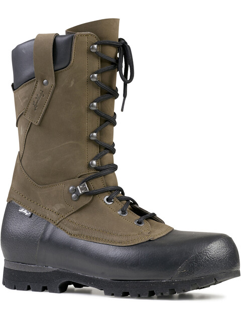 Lundhags M's Vandra High Boots Tea Green Nubuck